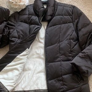 Dark Brown CK Winter Jacket🧥!!!
